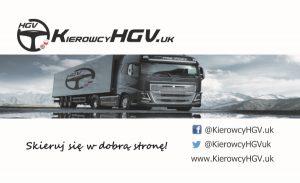 KierowcyHGV business cards