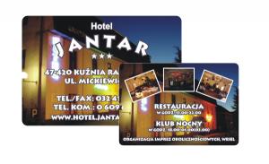 Jantar Business Cards